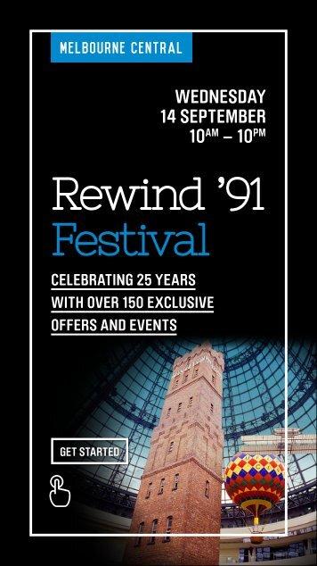 Rewind '91 Festival