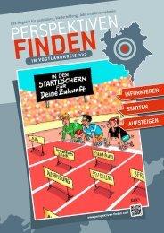 Lehrstellenbörse / Magazin Vogtlandkreis