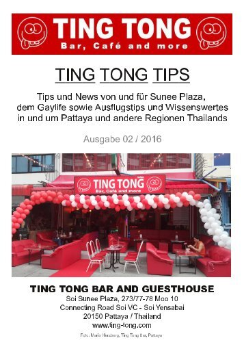 Ting Tong Tips 2