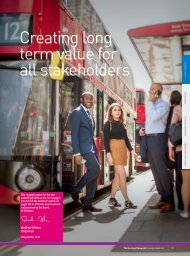Creating long term value for all stakeholders