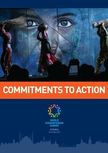 Commitments to action
