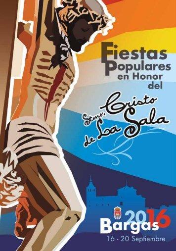 www.bargas.es #FiestasBargas2016