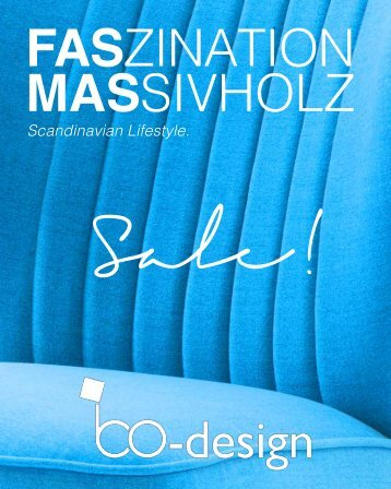 Faszination Massivholz SALE
