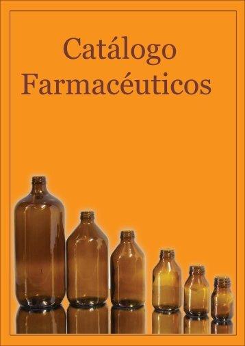 CATÁLOGO FRASCOS FARMACÉUTICOS