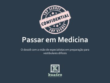 Passar em Medicina
