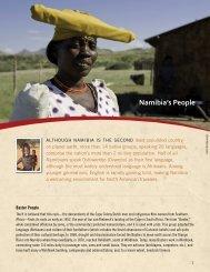 Namibia's People