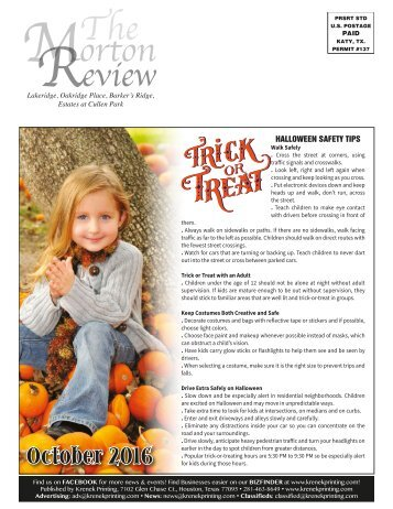 Morton Review October 2016
