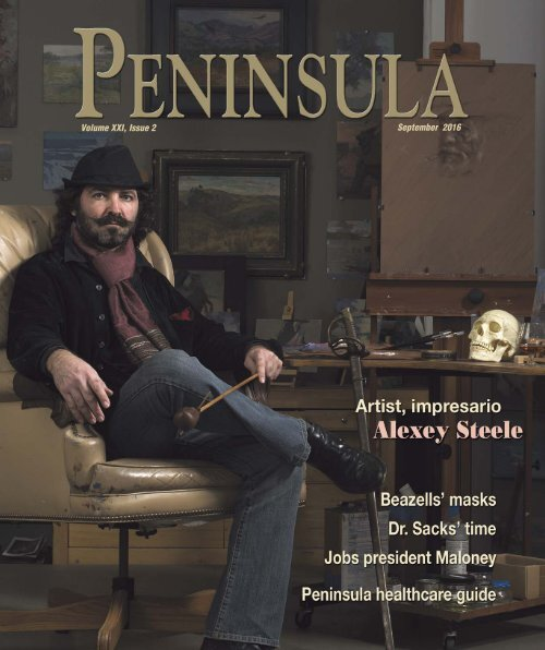 Peninsula People Sept 2016