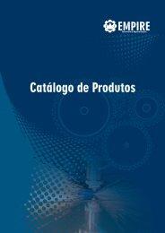 Catálogo de produto Empire