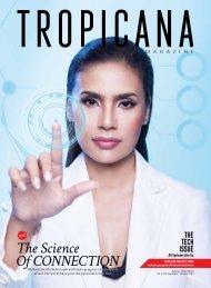 Tropicana Magazine Sep-Oct 2016 #109: The Tech Issue