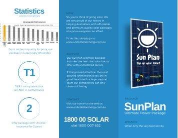 SunPlan Ultimate Brochure