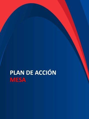 Mi plan de accion MESA