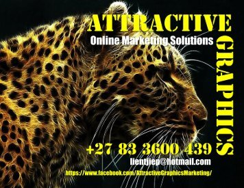Attractive Graphics Online Business Card