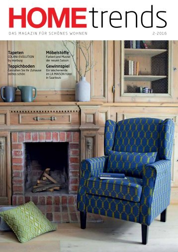 HOMEtrends Herbst 2016