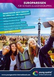 young austria international Katalog 2016/17
