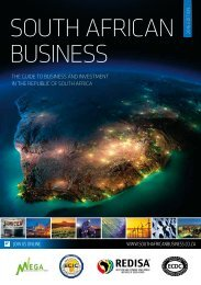 South African Business 2016 edition