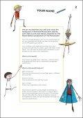 National Nutcracker Arts Award Discover Log Book - Page 2
