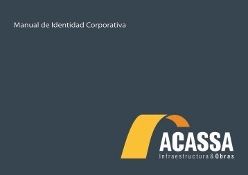 MANUAL IDENTIDAD CORPORATIVA_ ACASSA