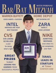 Bar-Mitzvah-Magazine 2017