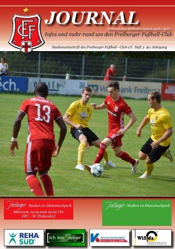 Heft 03 FFC - SC Pfullendorf