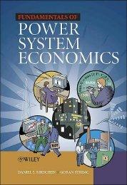 Fundamentals of Power System Economics - carelec