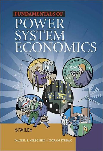 Fundamentals of Power System Economics - carelec
