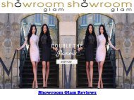 Showroom Glam Reviews