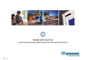 KRONE KEP-Shuttle (DE)