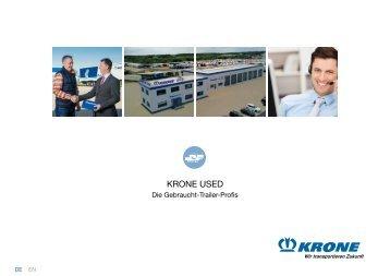 KRONE Used (DE)