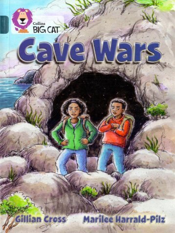 English Comprehension - Cave Wars - Chapters 1 & 2 - Booklet