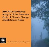 ADAPTCost Project: Analysis of the Economic Costs of ... - weADAPT