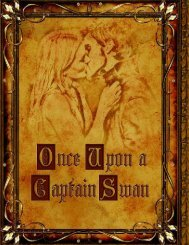 Once Upon a Captain Swan