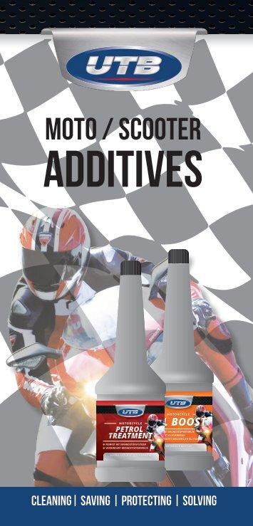 Additives Moto line EN
