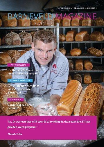 Barneveld Magazine 3e jaargang nummer 3