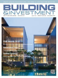 Building Investment (Jul - Aug 2016)