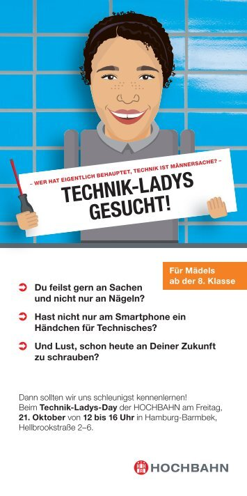 Technik-Ladys-Day