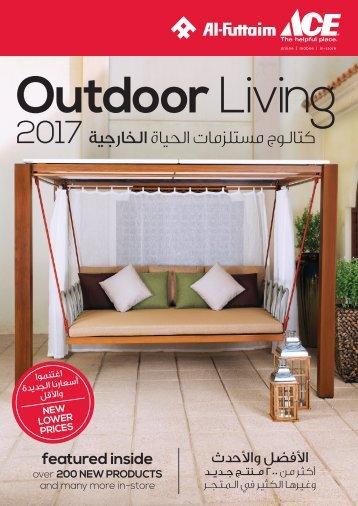 ACE Outdoor Catalogue 2017