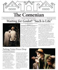 """Waiting for Godot? """"Such is Life"""" - Moravian College"""