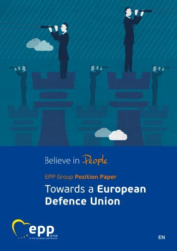 Towards a European Defence Union