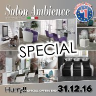Salon Ambience offer from TRONTVEIT