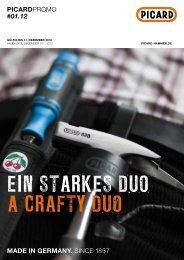 Ein StarkES Duo a crafty Duo