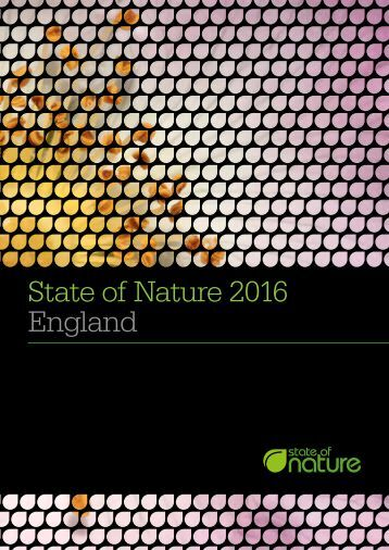 State of Nature 2016 England