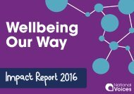 Wellbeing Our Way