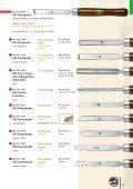 Katalog Drechselwerkzeuge - Kirschen - Seite 4