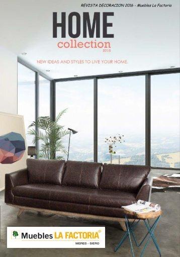 Home Collection Muebles La Factoria Asturias