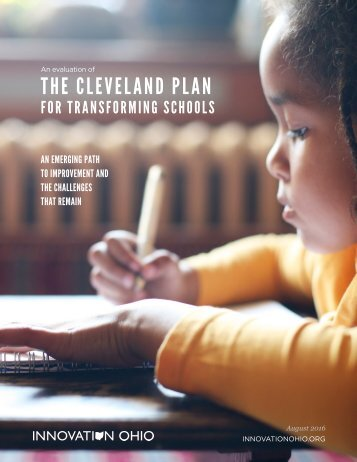 THE CLEVELAND PLAN