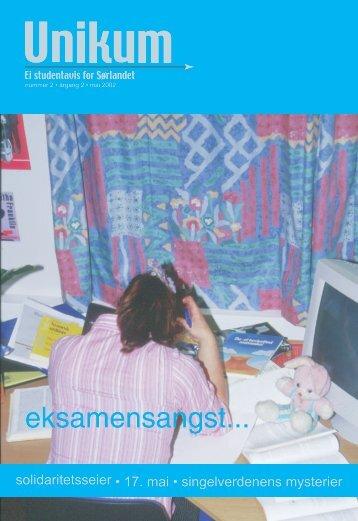 Unikum 2 – 2002 (mai)
