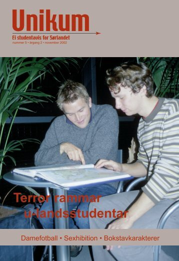 Unikum 5 – 2002 (november)