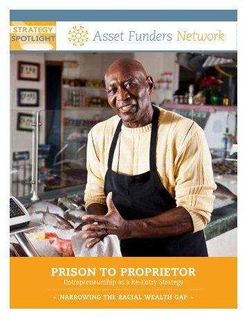 PRISON TO PROPRIETOR