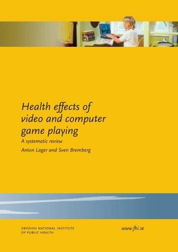 effect of computer addiction essay